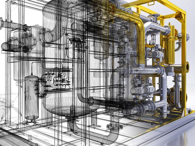 piping-elettrico-3d-automazione